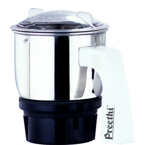 preethi-mga-504-stainless-steel-genie-jar-for-eco-twin-plus-and-blue-leaf-05-liter-silver
